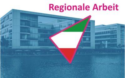 Regionale Arbeit [ab Sommer 2020]